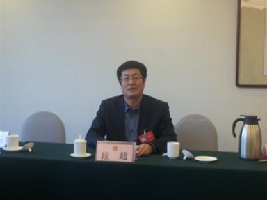 段超律师参加政协第十二届青岛市委员会第三次会议
